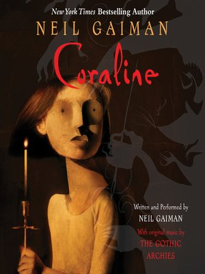 cover image of Coraline